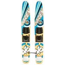 O'Brien Scout Eco Trainers Junior Combo Water Skis With Bindings 2017, , 256