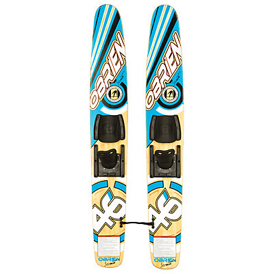 O'Brien Scout Eco Trainers Junior Combo Water Skis With Bindings 2017, , viewer