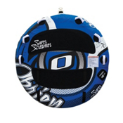 O'Brien Super Screamer Towable Tube 2017, Blue-Black, medium