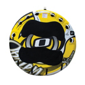 O'Brien X-Scream Towable Tube 2016, Yellow-Black, medium