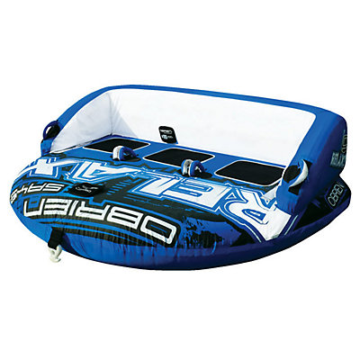 O'Brien Relax 3 Towable Tube 2017, Blue-White, viewer