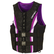O'Brien Impulse Neo Womens Life Vest 2017, Purple, medium