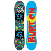 Burton Chopper Boys Snowboard 2015, 110cm, medium