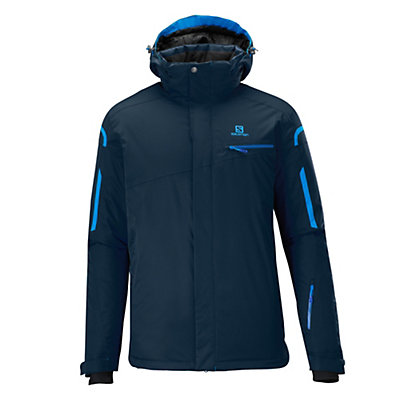 Salomon Supernova Mens Insulated Ski Jacket, , viewer