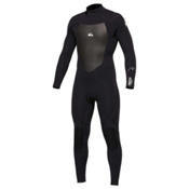 Quiksilver 4/3mm Syncro Back Zip Full Wetsuit 2014, , medium