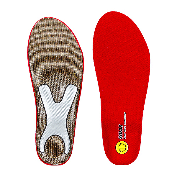 Sidas Winter+ Slim Fit Insoles, , 600
