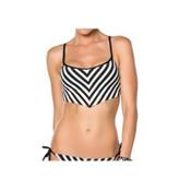 Becca Optical Illusion Bralette Bathing Suit Top, , medium