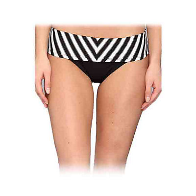Becca Optical Illusion Vintage Bathing Suit Bottoms, , viewer