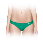 Body Glove Smoothies Bikini Bathing Suit Bottoms, Emerald, medium