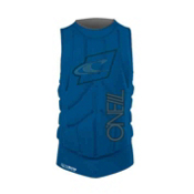 O'Neill Techno Pullover Comp Adult Life Vest 2014, Deep Sea-Dark Red, medium