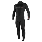 O'Neill Epic 4/3 Full Wetsuit 2016, Black-Black-Black, medium
