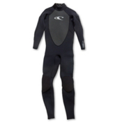 O'Neill Hammer 3/2 Full Wetsuit 2016, Black-Black-Black, medium