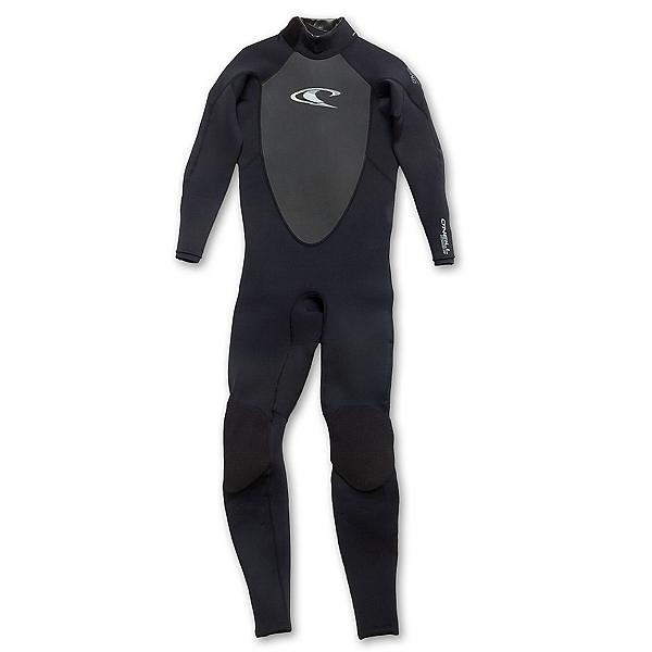 O'Neill Hammer 3/2 Full Wetsuit 2017, Black-Black-Black, 600