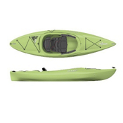 Dagger Zydeco 9.0 Recreational Kayak 2014, Lime, medium
