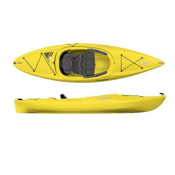 Dagger Zydeco 9.0 Recreational Kayak 2014, Yellow, medium