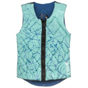 O'Neill Gem Comp Womens Life Vest, Spyglass-Deep Sea, medium