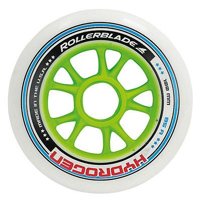 Rollerblade Hydrogen 100mm 85A Inline Skate Wheels - 8 Pack 2016, , viewer