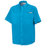 Columbia Tamiami II Short Sleeve Shirt, Capri, medium