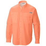 Columbia Tamiami II Long Sleeve Shirt, Jupiter, medium