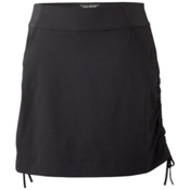 Columbia Anytime Casual Skort Skirt, Black, medium