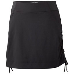 Columbia Anytime Casual Skort Skirt, Black, 256