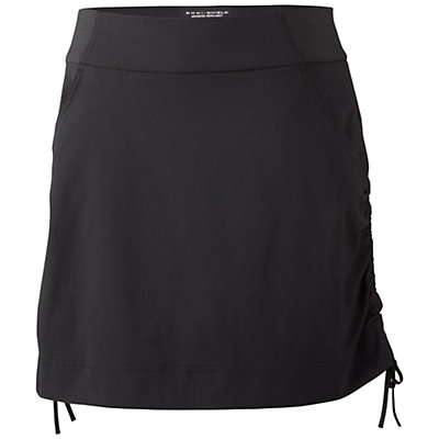 Columbia Anytime Casual Skort Skirt, Black, viewer