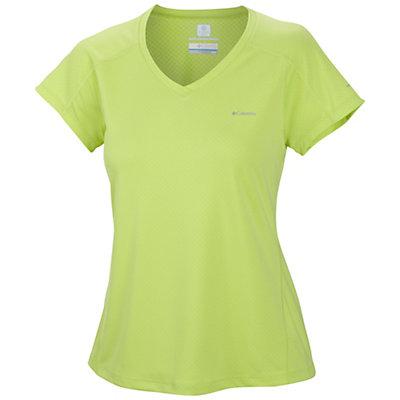 Columbia Zero Rules Short Sleeve Womens T-Shirt, , large