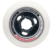 Rollerblade Hydrogen 84mm 85A Inline Skate Wheels - 8 Pack 2014, , medium