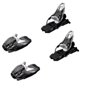 Marker 10.0 EPS Ski Bindings, White-Black, medium