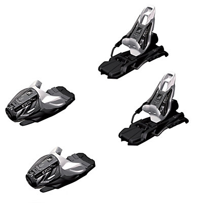 Marker 10.0 EPS Ski Bindings, White-Black, viewer