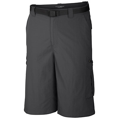 Columbia Silver Ridge Cargo 10 Inch Mens Shorts, Fossil, viewer