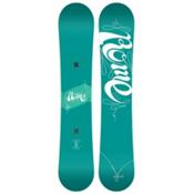 Rome Vinyl Womens Snowboard, 151cm, medium