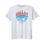 Oakley O Work It Out T-Shirt, White, medium