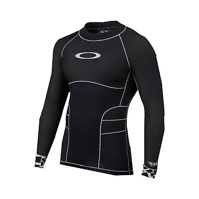 Oakley Blade Compression Top Mens Rash Guard, , viewer