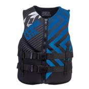 Hyperlite Indy Neo Adult Life Vest 2015, Black-Blue, medium