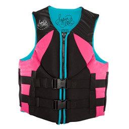 Hyperlite Indy Neo Womens Life Vest 2017, Pink-Aqua, 256
