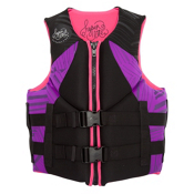 Hyperlite Indy Neo Womens Life Vest 2017, Purple-Pink, medium