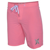 Hurley Phantom Solid Beachrider Womens Boardshorts, Blaze Pink, medium