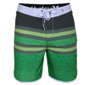 Hurley Phantom Warp 3 19in Board Shorts, Neon Green, medium