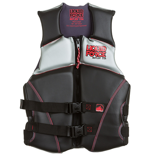 Liquid Force Reflex Adult Life Vest, , 600
