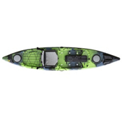 Jackson Kayak Cuda 12 Fishing Kayak 2014, Green Hornet, medium