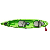 Jackson Kayak Big Tuna Fishing Kayak 2014, Lime, medium