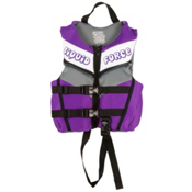 Liquid Force Dream Child Neo Toddler Life Vest 2016, Purple, medium