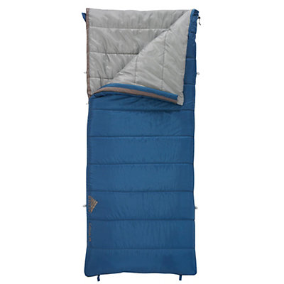 Kelty Callisto 35 Sleeping Bag, Moroccan Blue, viewer