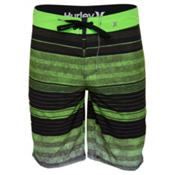 Hurley Phantom Lowtide Board Shorts, Neon Green, medium