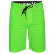 Hurley Phantom One N Only Board Shorts, Neon Green, medium