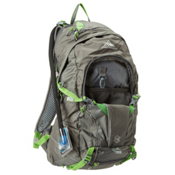 High Sierra Moray 22L Hydration Pack 2014, Charcoal Kelly, medium
