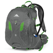 High Sierra Riptide 25L Hydration Pack 2014, Charcoal Kelly, medium