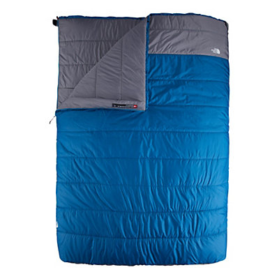 The North Face Dolomite Double 20 Long Sleeping Bag 2017, , viewer