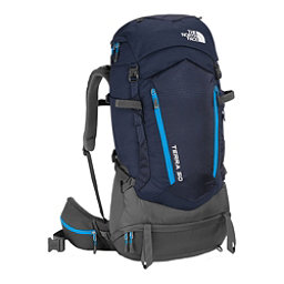 The North Face Terra 50 Backpack 2017, Urban Navy-Hyper Blue, 256